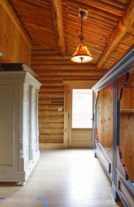 Second timber frame bedroom