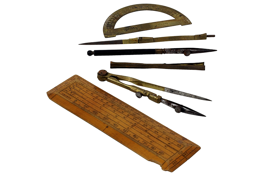 Tools used for woodworking