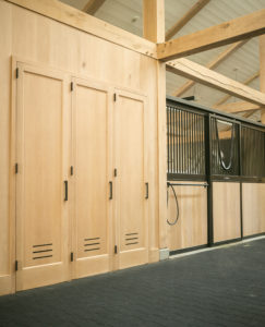 White Oak Stable Doors