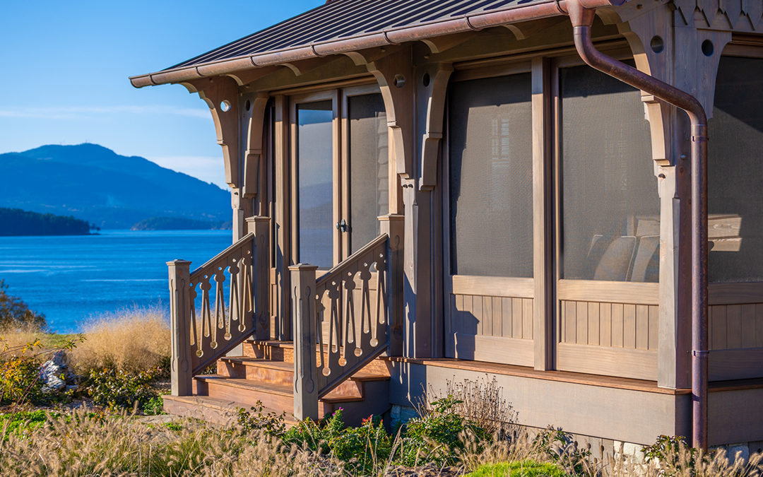 What Value Does a Screened Porch Offer?