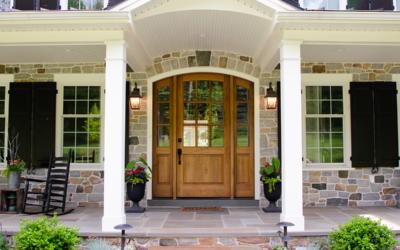 How to Prevent Your Front Door from Warping